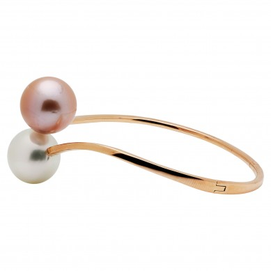 Pearl Bangle - B002005 - Small Image