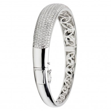 Diamond Bangle (3.75 ct. tw.) - B003698 - Small Image