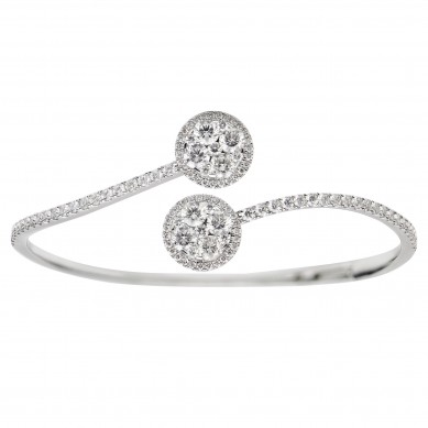 Diamond Bangle (3.00 ct. tw.) - B003712 - Small Image