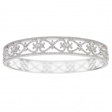 Diamond Bangle (1.79 ct. tw.) - B003714 - Small Image