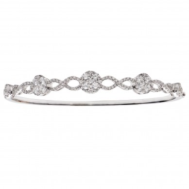 Diamond Bangle (1.76 ct. tw.) - B003715 - Small Image
