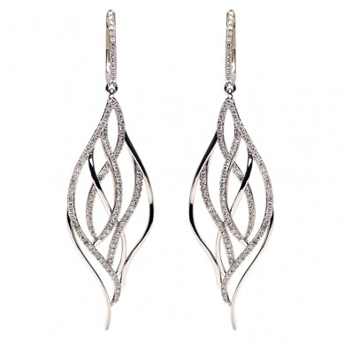 Diamond Earrings (0.82 ct. tw.) - E003285-1 - Small Image