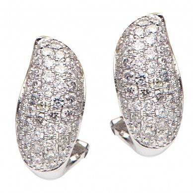 Diamond Earrings (0.77 ct. tw.) - E003542 - Small Image