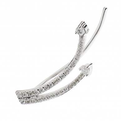 Diamond Earrings (0.44 ct. tw.) - E003631 - Small Image