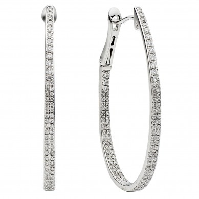 Diamond Earrings (0.77 ct. tw.) - E003633 - Small Image
