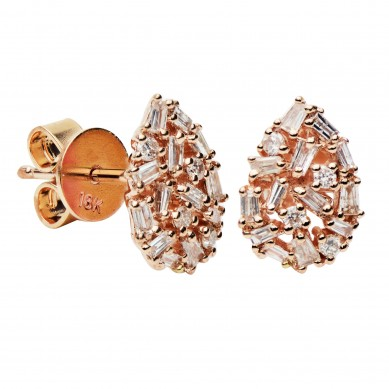 Diamond Earrings (0.27 ct. tw.) - E003670 - Small Image