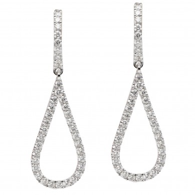 Diamond Earrings (0.92 ct. tw.) - E003677 - Small Image