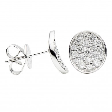 Diamond Earrings (0.92 ct. tw.) - E003689 - Small Image