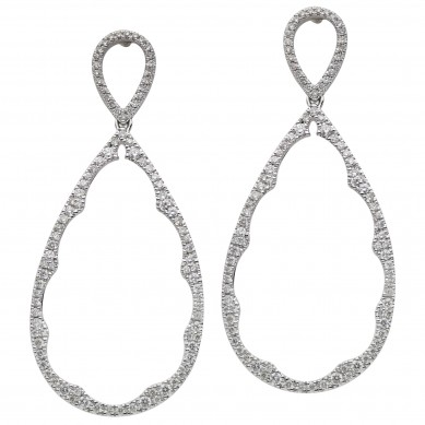 Diamond Earrings (0.95 ct. tw.) - E003692 - Small Image