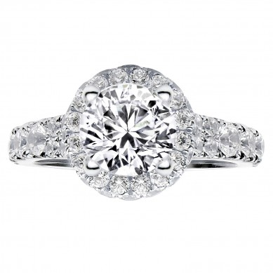 Diamond Engagment Ring (1.42 ct. tw.) - J003033-7.5 - Small Image