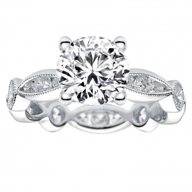 Diamond Engagment Ring (0.95 ct. tw.) - J003037-7.5 - Small Image