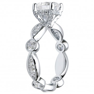 Diamond Engagment Ring (1.16 ct. tw.) - J003038-7.5 - Small Image