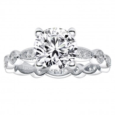 Diamond Engagment Ring (0.41 ct. tw.) - J003042-7.5 - Small Image
