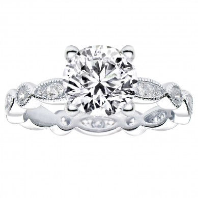 Diamond Engagment Ring (0.62 ct. tw.) - J003043-7.5 - Small Image