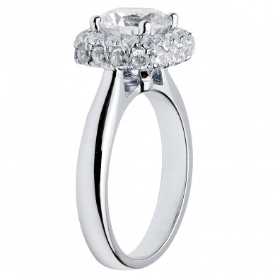 Diamond Engagment Ring (0.81 ct. tw.) - J003045-7.5 - Small Image