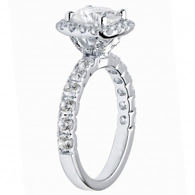 Diamond Engagment Ring (1.21 ct. tw.) - J003050-7.5 - Small Image