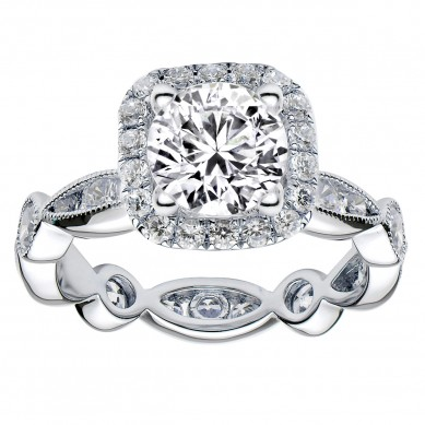 Diamond Engagment Ring (1.40 ct. tw.) - J003053-7.5 - Small Image