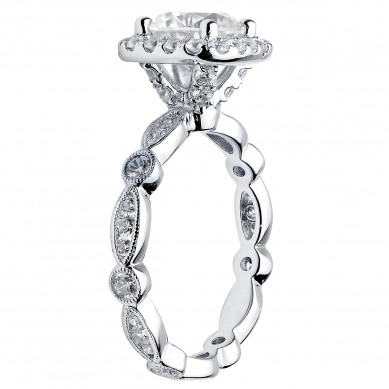 Diamond Engagment Ring (0.86 ct. tw.) - J003054-7.5 - Small Image