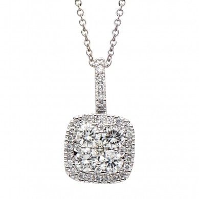 Diamond Pendant (0.67 ct. tw.) - P003452 - Small Image