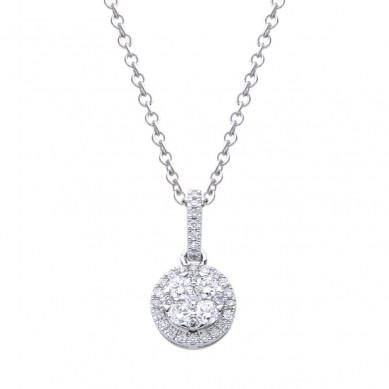 Diamond Pendant (0.33 ct. tw.) - P003455 - Small Image