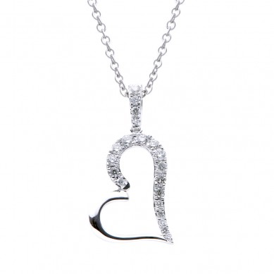 Diamond Pendant (0.20 ct. tw.) - P003456 - Small Image