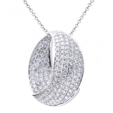 Diamond Pendant (2.45 ct. tw.) - P003505 - Small Image