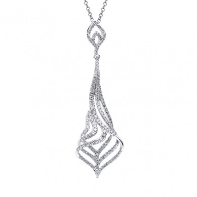 Diamond Pendant (0.97 ct. tw.) - P003536 - Small Image