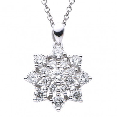Diamond Pendant (0.84 ct. tw.) - P003586 - Small Image