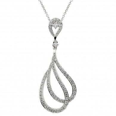 Diamond Pendant (0.66 ct. tw.) - P003630 - Small Image