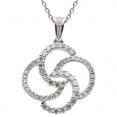Diamond Pendant (0.66 ct. tw.) - P003688 - Small Image