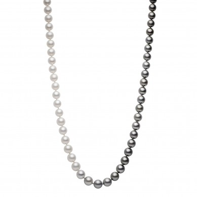 Pearl Necklace - PJ002058 - Small Image