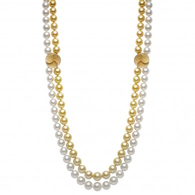 Pearl Necklace - PJ002158 - Small Image