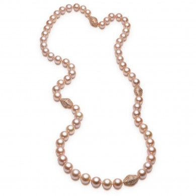 Pearl Necklace (8.50 ct. tw.) - PJ002201 - Small Image