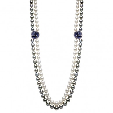 Pearl Necklace - PJ002261 - Small Image